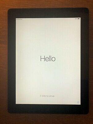 Apple iPad 2 32GB, Wi-Fi + Cellular (Unlocked), 9.7in -