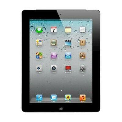 Apple iPad 2 64GB, Wi-Fi, 9.7in - Black - Good condition