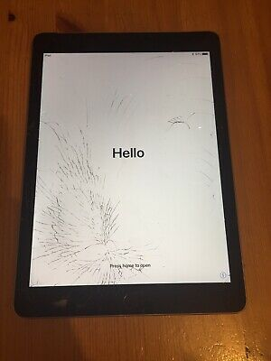 Apple iPad Air 2 64GB Wi-Fi - Fully Working But Has A