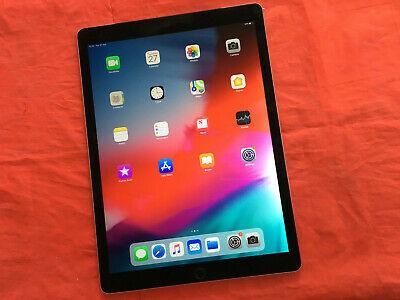 Apple iPad Pro 1st Gen 128GB, Wi-Fi 4G (Unlocked) 12.9in -