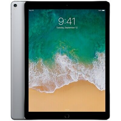 Apple iPad Pro 2nd Gen. 512GB, Wi-Fi, 12.9in - Space Grey