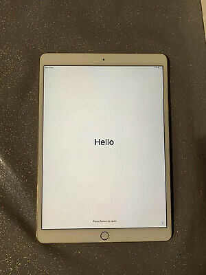 Apple iPad Pro 2nd Gen. 64GB, Wi-Fi + Cellular (Unlocked),