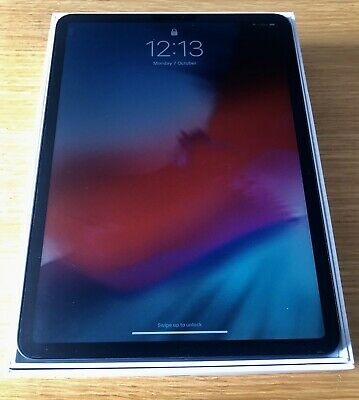 Apple iPad Pro 3rd Gen. 256GB, Wi-Fi, 11in - Space Grey &