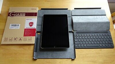 Apple iPad Pro GB, Space Grey, Keyboard Cover, Apple