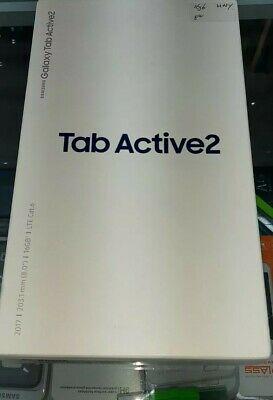 BRAND NEW SEALED SAMSUNG Galaxy Tab Active GB Black