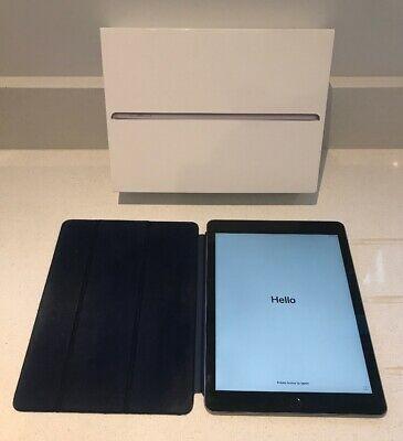Boxed Apple iPad 6th Generation 32GB Wi-Fi 9.7in Space Grey