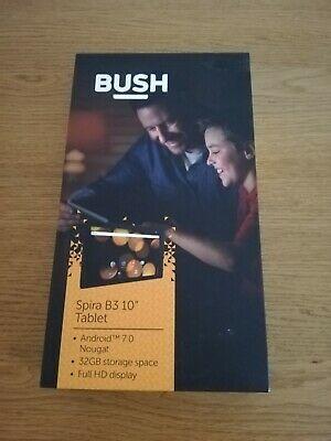 "Bush Spira B3 10 "" Full HD 1.3GHz 32GB 2GB 5MP WiFi Android"