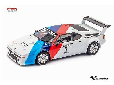 "Carrera Digital 132 BMW M1 Procar "" Andretti, No."