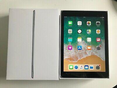 Grade A Apple iPad 5th Gen. 32G, Wi-Fi, 9.7in, Space Grey,