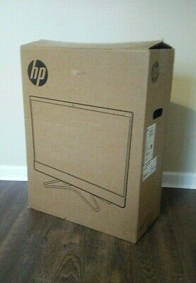 "HP All in one PC 24-fna 23.8"" + All-in-One PC - 2TB HDD,"
