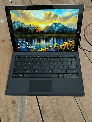 Microsoft Surface Pro GB, Wi-Fi, 12in - Silver