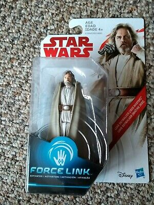 NEW STAR WARS Force link - LUKE SKYWALKER JEDI MASTER