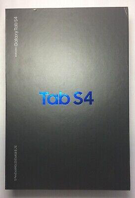 NEW Samsung Galaxy Tab S4 64GB, Wi-Fi + Cellular (Unlocked),