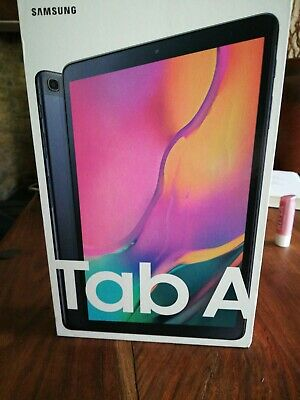 New Samsung Galaxy Tab A (GB, 4G LTE 10.1in - Black