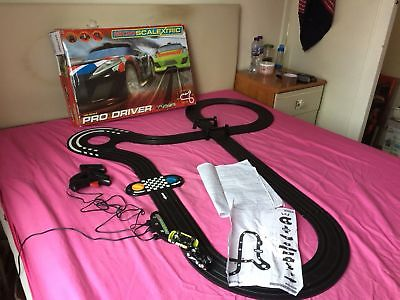 Pro Driver Micro Scalextric Set G American Style Muscle