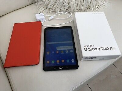SAMSUNG GALAXY TAB A6 32GB Wi-Fi 10.1in SM-T585 BLACK LTE
