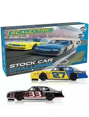 SCALEXTRIC C Stock Car Challenge (Chevy Monte Carlo v