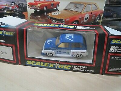SCALEXTRIC C149 METRO 6R4 COMPUTERVISION BRAND NEW BOXED