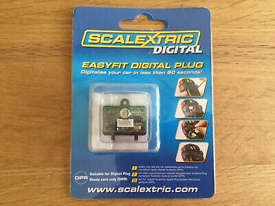 SCALEXTRIC SPORT DIGITAL - EASYFIT DIGITAL PLUG - SALOON