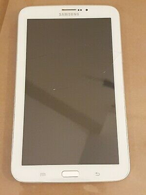 "Samsung Galaxy Tab 3 8GB - SM-T"" Android Tablet - 3G"