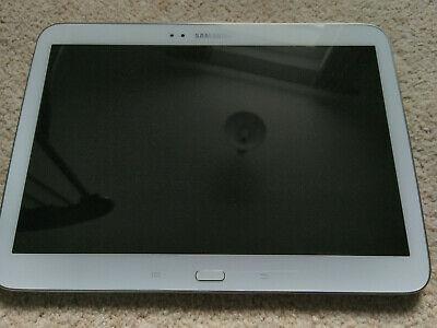 Samsung Galaxy Tab 3 GT-PGB, Wi-Fi - White. Excellent