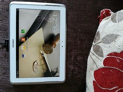 Samsung Galaxy Tab A 16GB, Wi-Fi, 10.1 inch - White with
