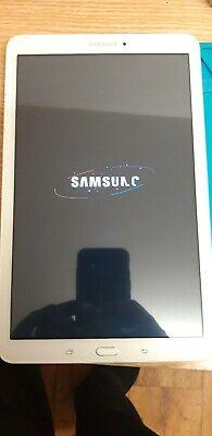 Samsung Galaxy Tab E 8GB, Wi-Fi, 9.6 inch - White - Faulty