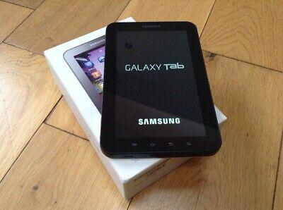 Samsung Galaxy Tab GT-PGB, Wi-Fi + 3G, 7in -