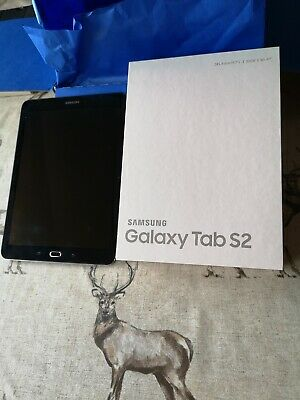 Samsung Galaxy Tab S2 9.7 inch 32GB Wi-Fi Tablet - Black &