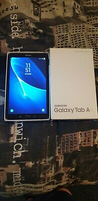 Samsung Galaxy Tab a gb Sm-t585 WiFi and 4g