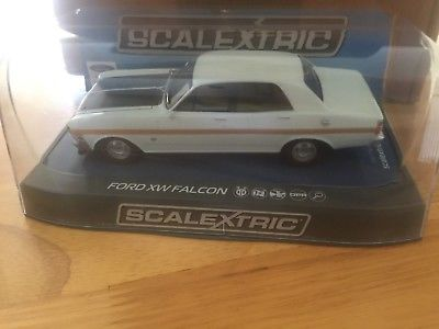 Scalextric Ford XW Falcon GT Diamond White AUSTRALIAN