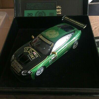 Scalextric NSCC Jaguar XKR GT3 Limited Edition REF C