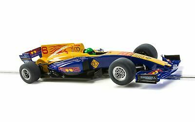 Scalextric Slot Car Team F1 - Blue Wings - C