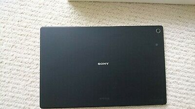 Sony Xperia Z2 SGPGB, Wi-Fi + 4G (Unlocked), 10.1in -