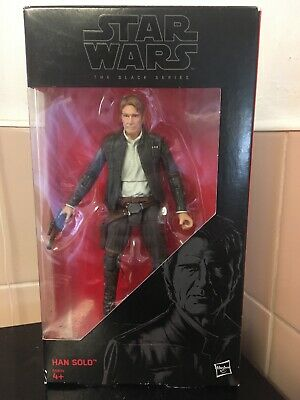 Star Wars - The Black Series - Han Solo, Figure #18