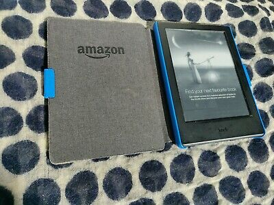 Very good condition Amazon Kindle (8th Generation), Wi-Fi,