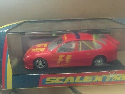 scalextric safety car F1 fire marshall hornby COLLECTOR
