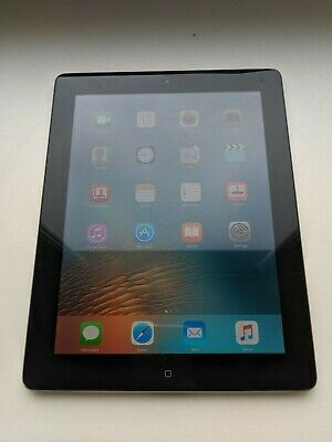 Apple iPad 2 32GB, Wi-Fi, 9.7in - Black