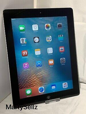 """Apple iPad 2 64GB Black 9.7"""" Screen Wifi Only PSN:225"""