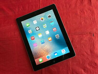 Apple iPad 2 64GB, Wi-Fi, 9.7in - Black (See description) -