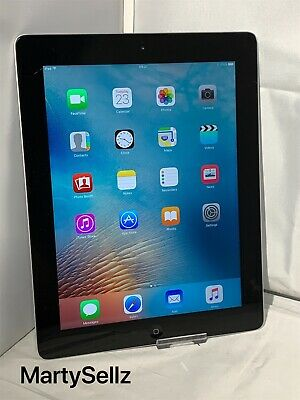 Apple iPad 3 16GB Wi-Fi Only Retina Display 9.7in - Black