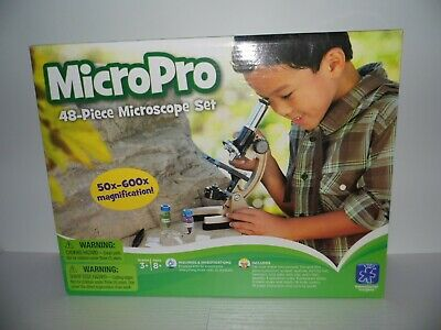 Micropro Children's Microscope 48 Piece  Set by Educational