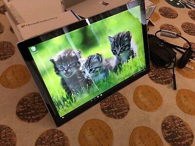 Microsoft Surface Pro 4 Core i5 2.4GHz, 4GB RAM, 128GB SSD,