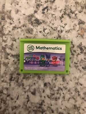 PJ Masks Time To Be A Hero Learning Game Cartridge: