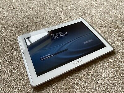 Samsung Galaxy Tab 2 GT-PGB Wi-Fi 10.1inch - White