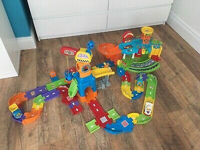 Toot Toot Drivers Garage, Crane, Cars & Track Set