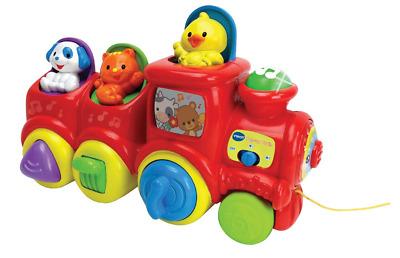 VTech Baby Pop Up Friends Train