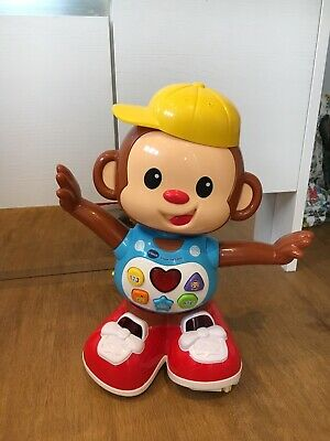 VTech  Chase Me Casey Toy Monkey Interactive Wd19