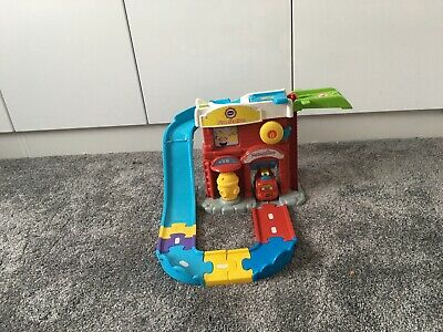 VTech Toot-toot Drivers Fire Station With Fire Truck And