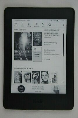 Amazon Kindle Paperwhite 3rd Gen 4GB Wi-Fi 6""